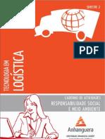 Caderno de Atividades - Responsabilidade Social e Meio Ambiente