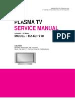 Lg Plasma Rz-60py10