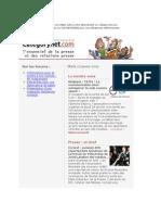 Categorynet 27/01/2009