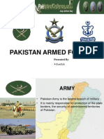 Pakistan Armed Force by Ziaullah