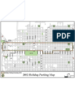 City of Sacrameto's 2012 Holiday Parking Map