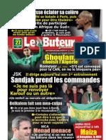 LE BUTEUR PDF du 27/10/2012