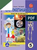 Fullbook Ipa Sd Mi Kelas 5