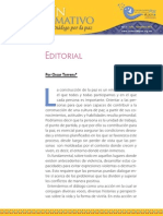 Boletin III Editorial