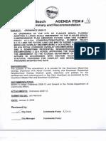 Agenda 1-22-09 #16 Comprehensive Plan