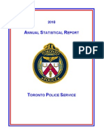 2010 TPS Statistical Report