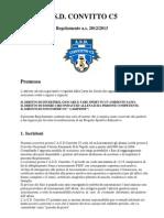 Regolamento pdf