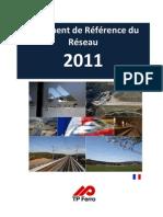 Document de Reference Du Reseau TPFERRO 2011