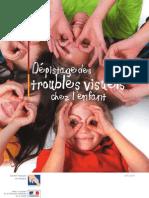 Depistage Des Troubles Visuels Chez l Enfant
