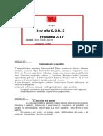 PROGRAMA DE LENGUA- 9no a+¦o.