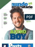 Jornal Mundo Universitário - Edição 8