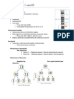 Cytogentics I and II