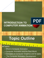Lesson 1 - Introduction to Computer Animation (No Video) (1)