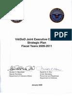VA/DOD Ececutive Plan