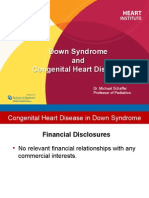 Dr. Michael Schaffer - Down Syndrome and Congenital Heart Disease - English