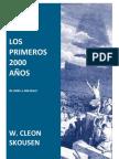 El Segundo Milenio w Cleo Skousen