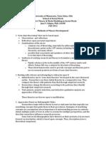Methods of Theory Development