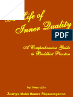A Life of Inner Quality