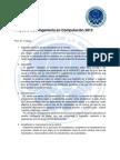 Proyecto Lista A - Cec Ingeniería en Computación 2013