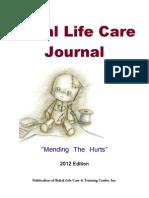 Bukal Life Care Journal 2012