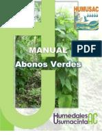 Manual Abonos Verdes Regionales