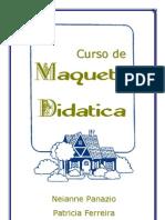 curso de maquete didática