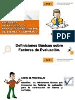 Ppt_factores de Evaluacion