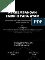 Klp i Perkemb Embrio Pd Ayam