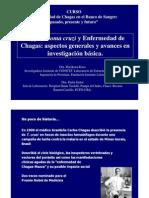Generalidades T. Cruzi