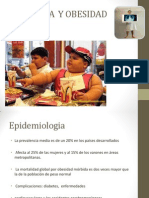Anestesia y Obesidad