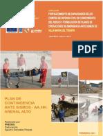 Foratlecimiento de Capacidades de Los Comites de Defensa Civil en Conocimiento Del Riesgo y Formulacion de Planes de Operaciones de Emergencia Ante Sismos Vmt