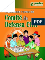 ORGANIZACION Y TAREAS DEL COMITE DE DEFENSA CIVIL CARTILLA.pdf