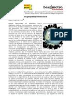 Miguel a Del Pozo-Venezuela en La Nueva Geopolitica Internacional