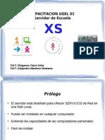 1servidor Xs Version Amplia