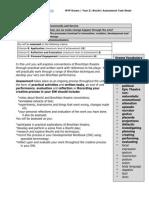 brecht assessment sheet