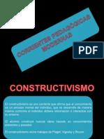 CORRIENTES PEDAGÓGICAS MODERNAS 1