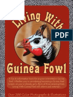 Guinea Fowl Book Large