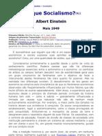 Einstein_ Por Que Socialismo