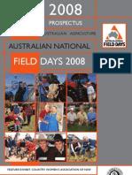 20090128 ANFD Prospectus