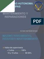 Mantenimiento y Reparaciones