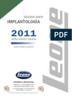 Catalogo Implantologia 11 Espa