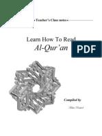 Learn How To Read Al-Qur'an - Maha Rashid