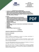 Direito Administrativo - 02ª Aula - 30.10.2008