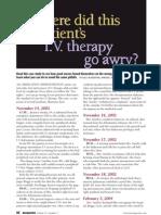 IV awry
