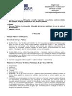 Direito Administrativo - 08ª Aula - 11.12.2008