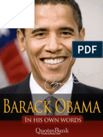 Obama in His Own Words