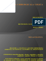 Patologia colonului