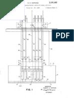 US Patent 2,191,482 - Method for Manufacturing Composite Metal Articles ( ELECTROSLAG WELDING )