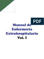 Manual enfermería extrahospitalario