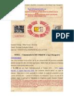 Tema -  Decretul DEI VERBUM  Comentariu la  Cap.1 Paragraf 4